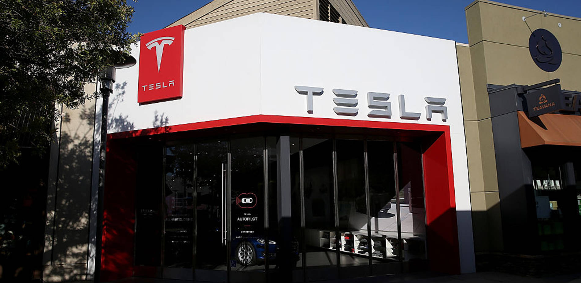 How long before tesla stock nasdaq tsla gets a reality for Stock price tesla motors