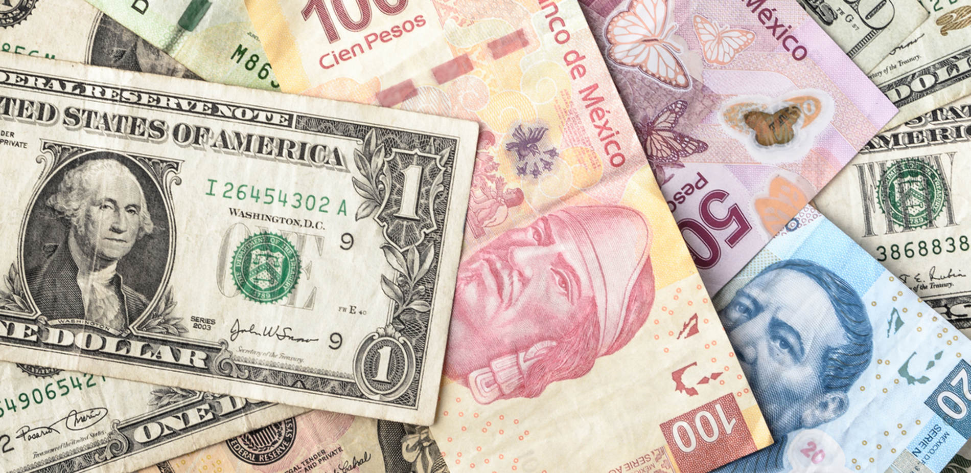 USD to MXN Forecast: Trump Signals Dramatic Fate for the ...