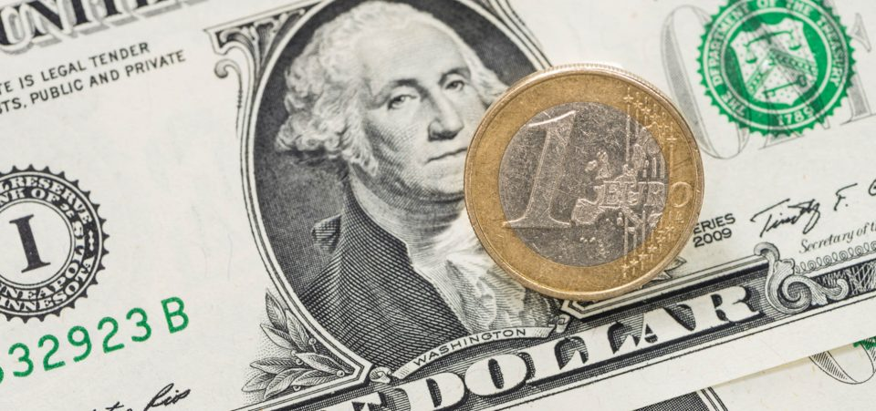 the euro to dollar outlook has never been gloomier