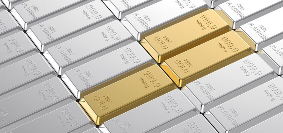 Platinum vs. Gold 2017 Spread Provides Unique Opportunity