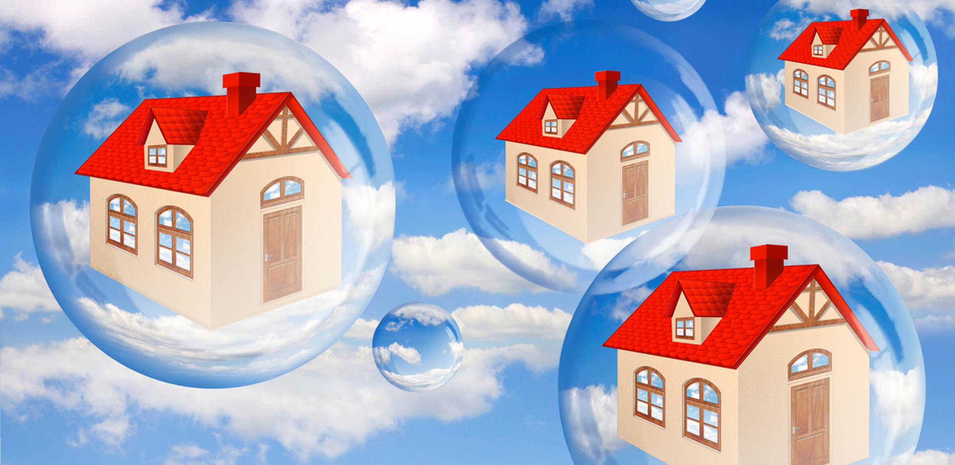 housing bubble burst As mortgages become easier to acquire, demand for nice housing increases, which leads to an increase in prices (a bubble) this is literally what caused the 2008 housing bubble it's good to see someone who apparently has little to know understanding of the housing bubble or of markets in general offering up comments on the subject.