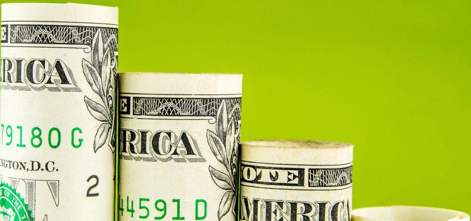 Weak us dollar
