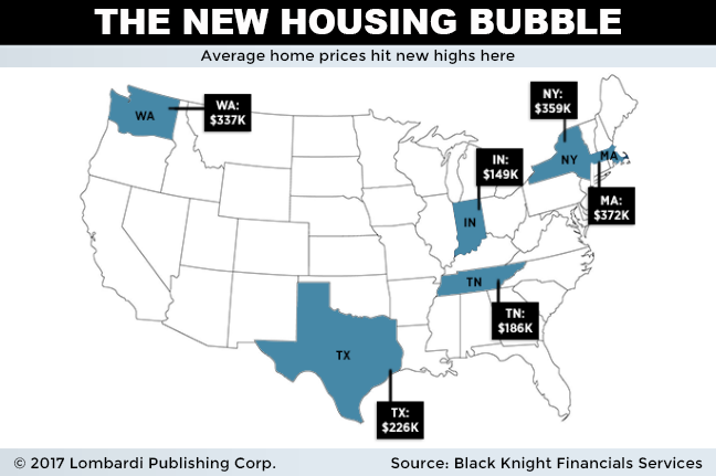 Housing bubble 2017
