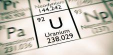 Uranium-stock