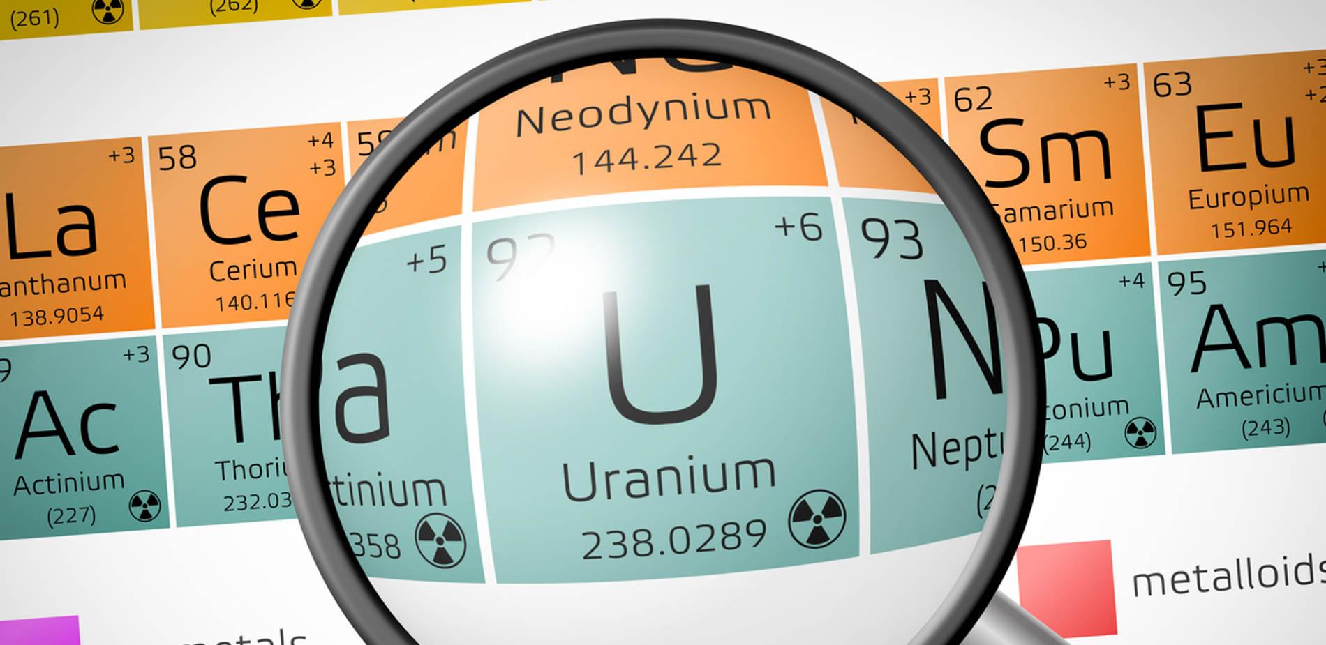 Top five uranium mining companies of 2017 buycottarizona Gallery