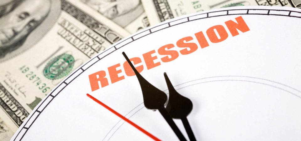 us recession