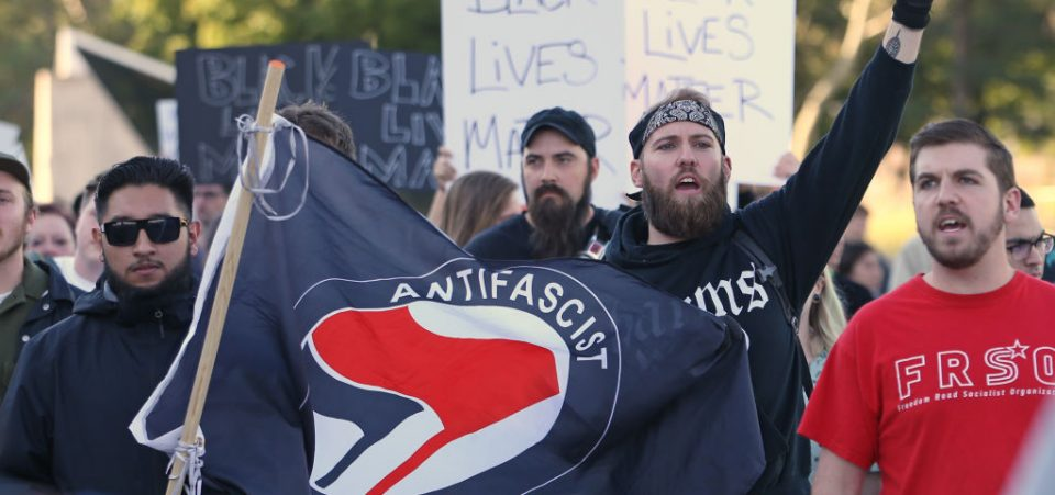 Antifa Civil War Rumor