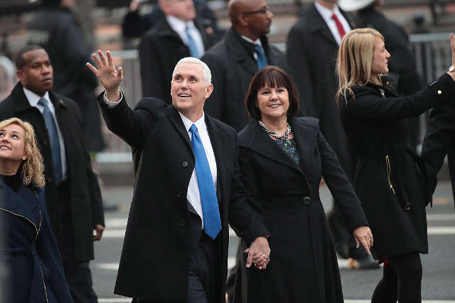 Mike Pence's Wife Karen Pence