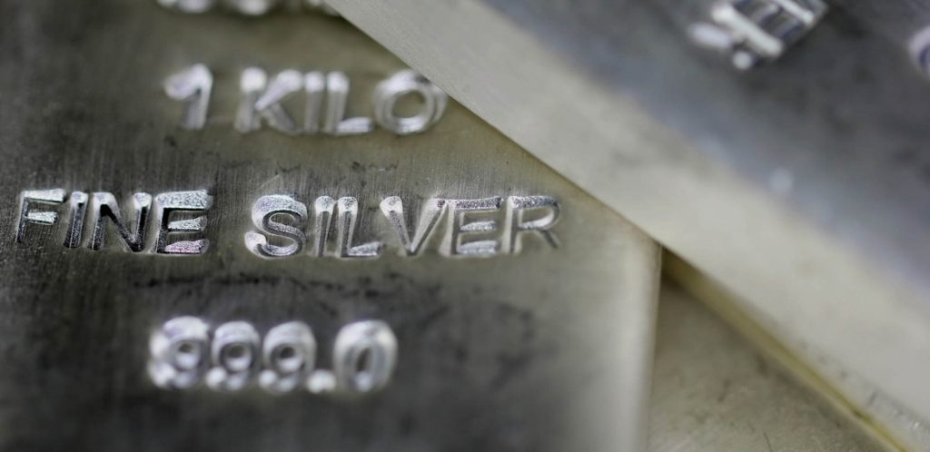silver price outlook 2018