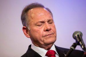 Embattled GOP Senate Candidate In Alabama Judge Roy Moore