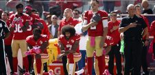 NFL Players Kneeling for Anthem