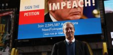 Tom Steyer's Movement to Impeach Trump
