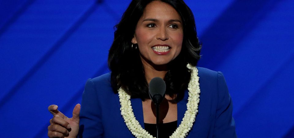 Democrat Tulsi Gabbard