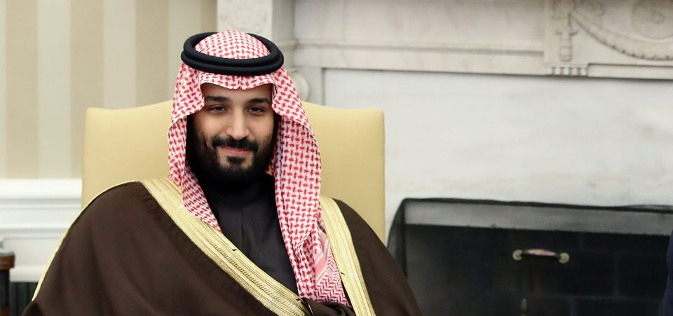 Is Saudi Prince Voted Time Person of the Year