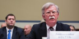 Trump Meeting with John Bolton to Discuss the Rumored Secretary of State Position
