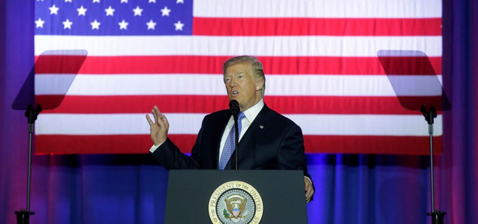 Trump on GOP Tax Plan