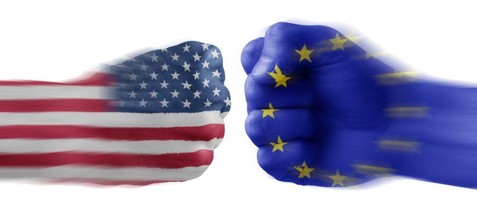 America-EU Relations Hit Rock-Bottom