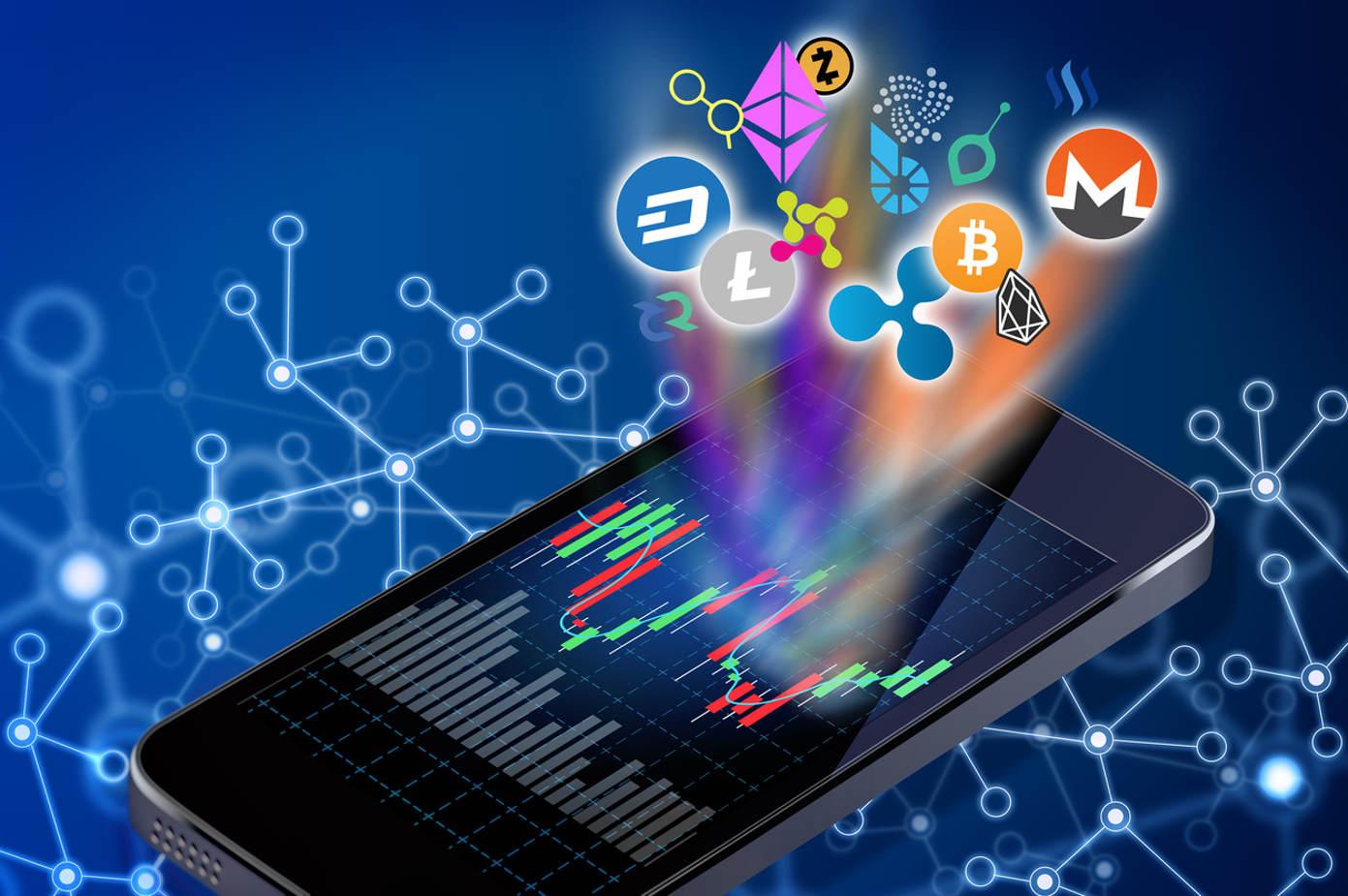 Cryptocurrency and economic crash