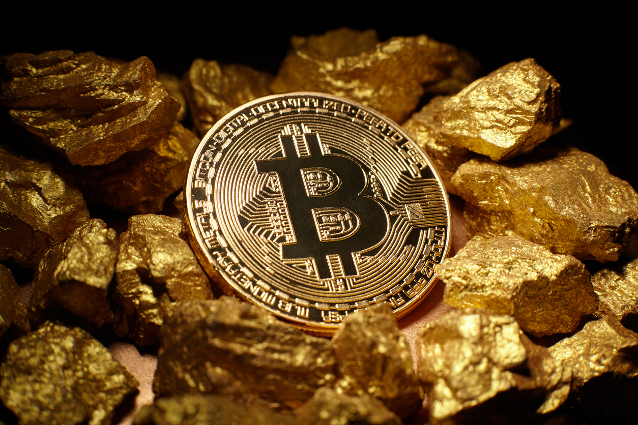 Gold backed cryptocurrency price