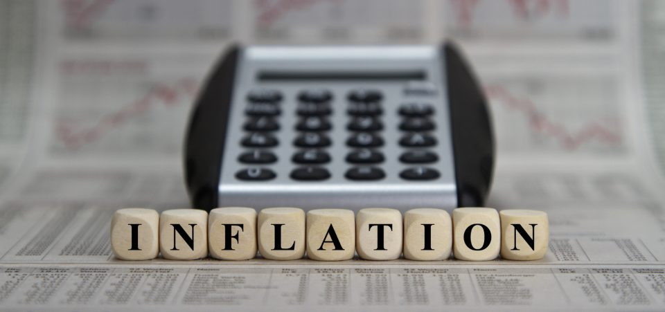 Surging inflation