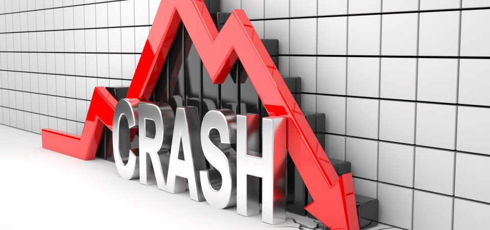 Stumbling into Another Stock Market Crash