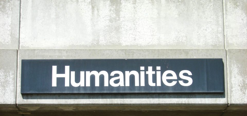 Humanities Will Help U.S. Economy