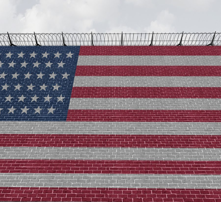 No Wall Can Keep Away Stock Market Crash
