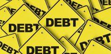 Debt Has Become a Major Hazard