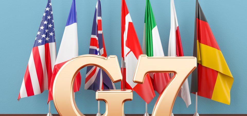 Growing Split in G7