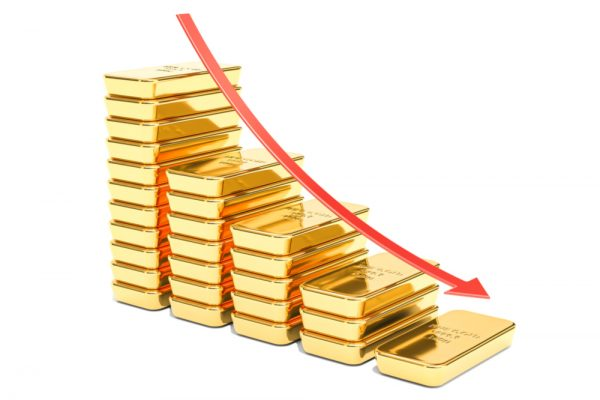 Why Is the Gold Price Falling?