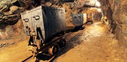 Gold Mining gold stocks soar