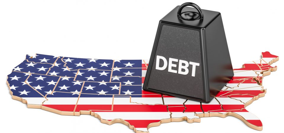 U.S National Debt Is Growing, Only Making the Problem Worse