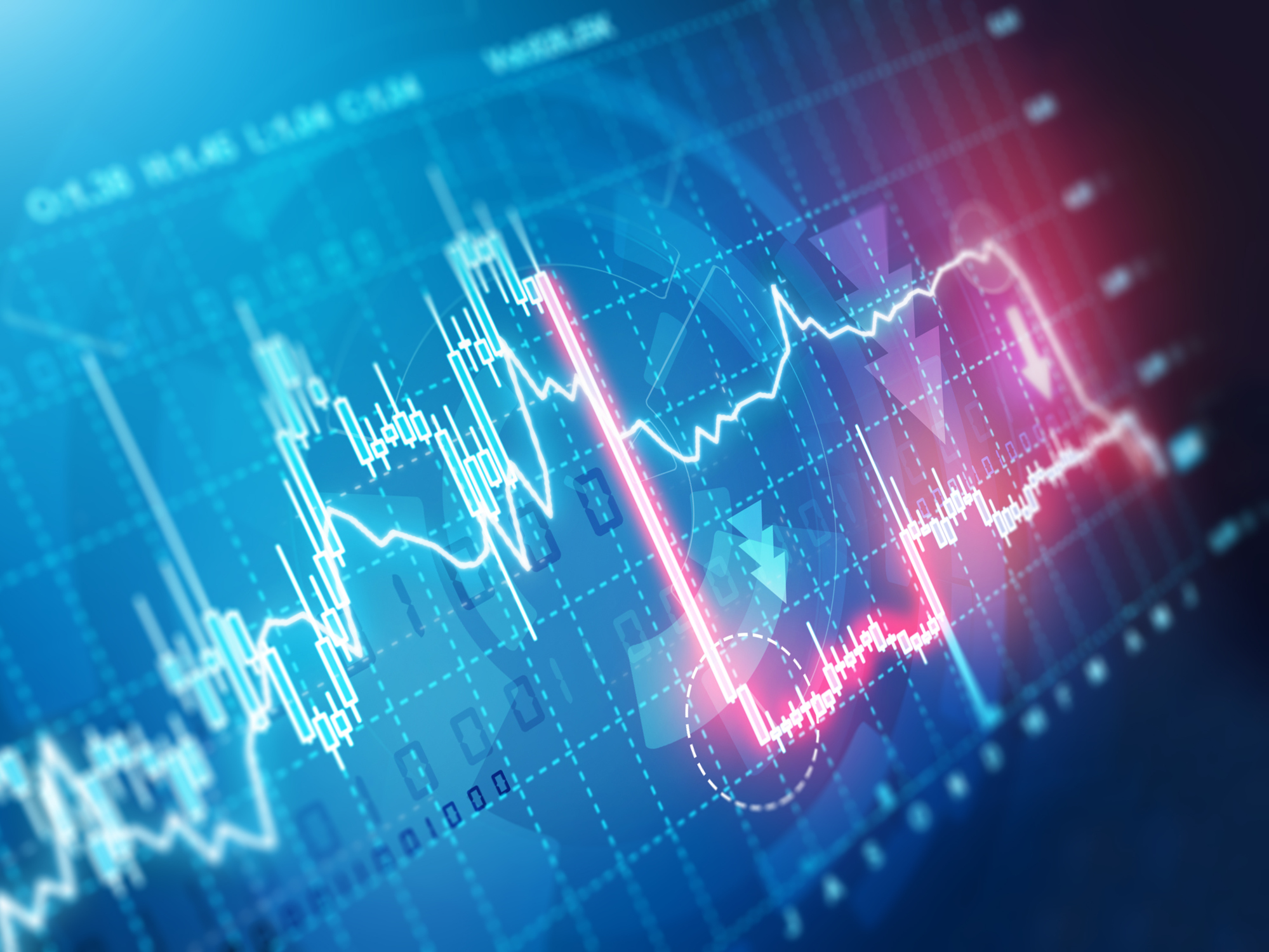 stock market analysis using tableau