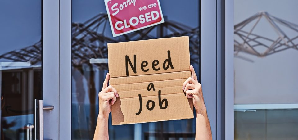 This Is How U.S. Job Market Looks: Dire & in Trouble